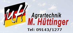 Willkommen bei Agrartechnik Hüttinger
